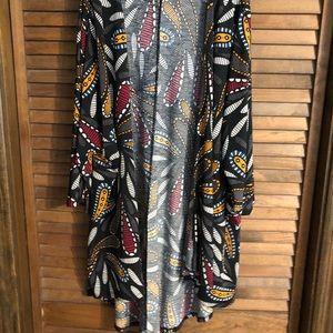 LuLaRoe Lindsay Kimono